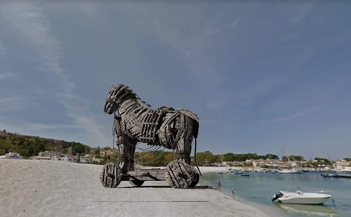 no marine resort - contro la cementificazione di san vito lo capo